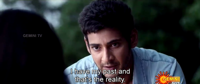 1-Nenokkadine-the past