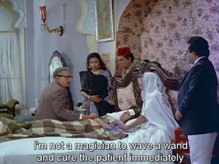 Mera Saaya-illness