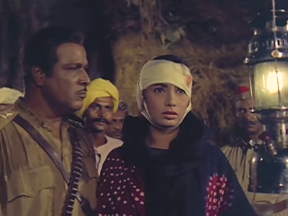 Mera Saaya-Raina is captured