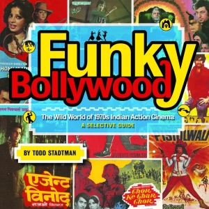 Funky Bollywood_Cover art