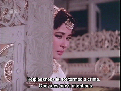 Bahu Begum-helpless