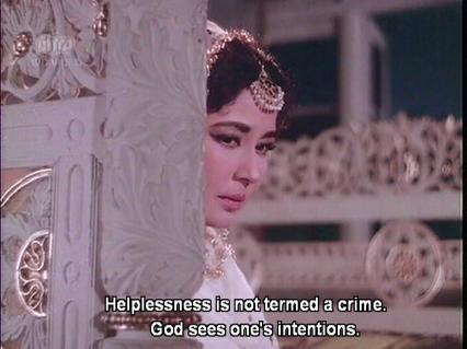 Bahu Begum-helpless