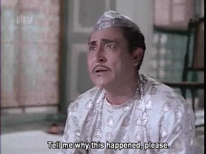 Bahu Begum-more tears