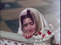 Bahu Begum-tears