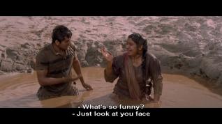 Dum-Laga-Ke-Haisha-mud and laughter