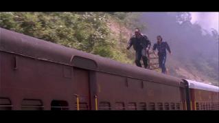 Thiruda Thiruda Train robbery