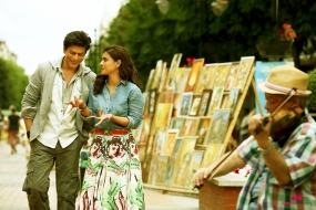 Dilwale-Kaali and Meera