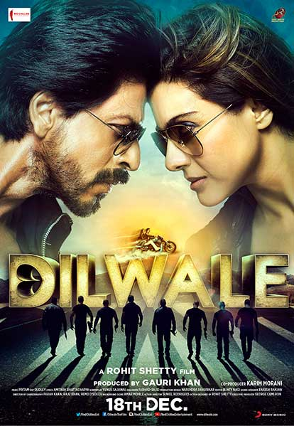 Dilwale_Poster