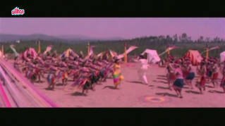 Aaj Ka Goonda Raj-colour and movement