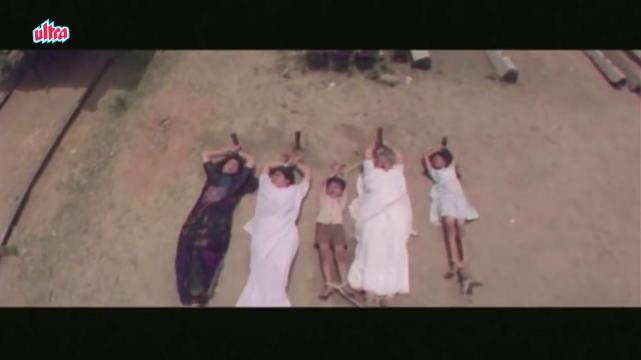 Aaj Ka Goonda Raj-near certain death