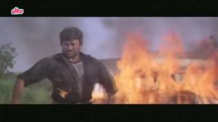 Aaj Ka Goonda Raj-on fire