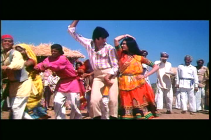 Mr Natwarlal-celebration