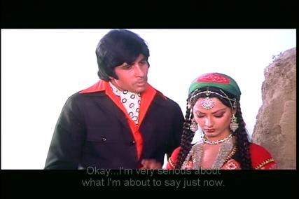 Mr Natwarlal-serious