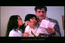 Mr Natwarlal-threats
