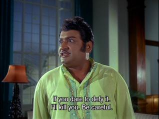 Angry Vijay