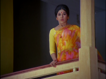 Latha in yellow