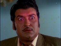 Shocked Vijay