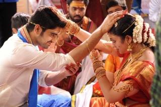 Shourya and Divya - marriage