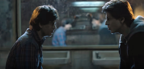 Fan-Gaurav meets Aryan