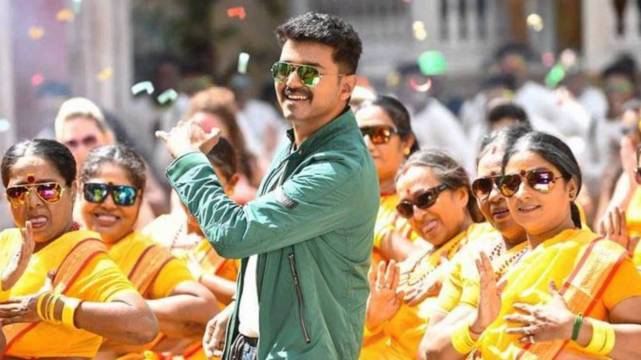 Theri Vijay