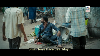 Beating Mayil