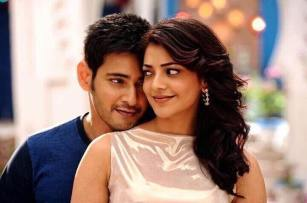 Kajal and Mahesh