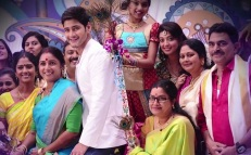 Mahesh and family 3