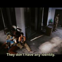 No identity