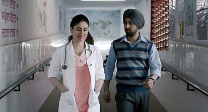 Udta-Punjab-Preet and Sartaj