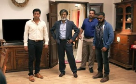 Kabali-Kabali and his boys