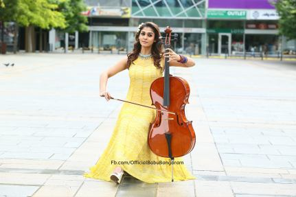 Babu-Bangaram-Cello