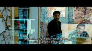 Siddharth revealed as the mastermind