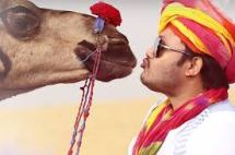 preetham-and-a-camel