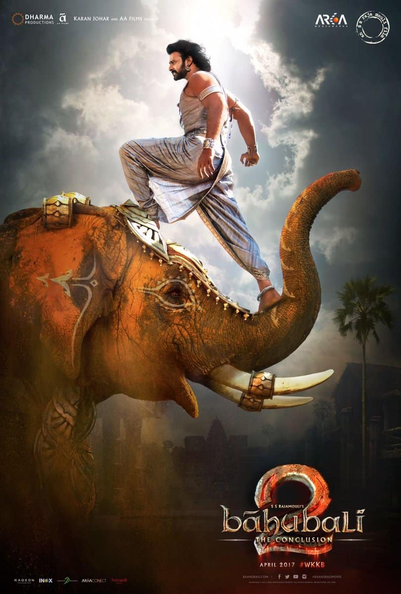 Bahubali 2 - Baahubali 2: The Conclusion: Times when the S.S. ...