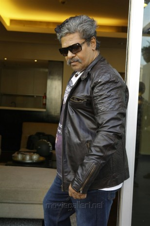 Rajkiran's Power Pandi Movie Stills