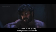 Visaranai-die fighting