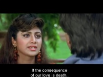 Baazigar-Shilpa Shetty