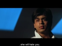 Baazigar-yes she will