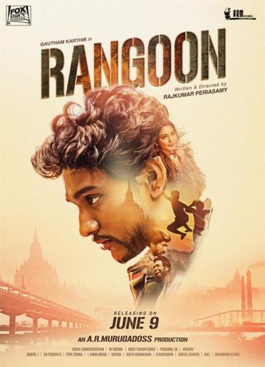 Rangoon poster
