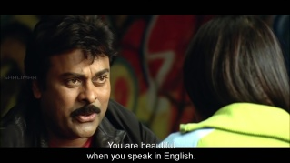 Jai Chiranjeeva-English