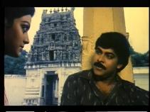 Khaidi No 786-Chiru and Bhanupriya
