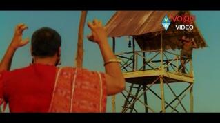 Mruga Raju-encouraging lion hands