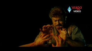 Mruga Raju-lion hands