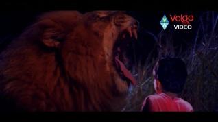 Mruga Raju-lion