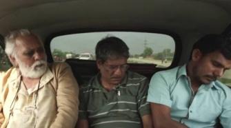 Mukti Bhawan - road trip
