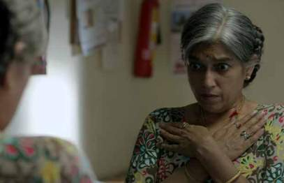 Usha - Lipstick Under My Burkha