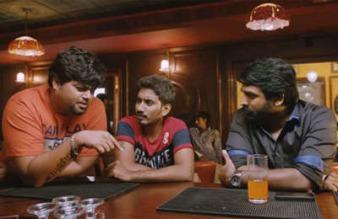 DJ, Vinod and Kathir