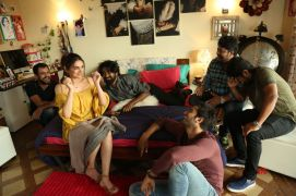 Sammohanam-hanging out