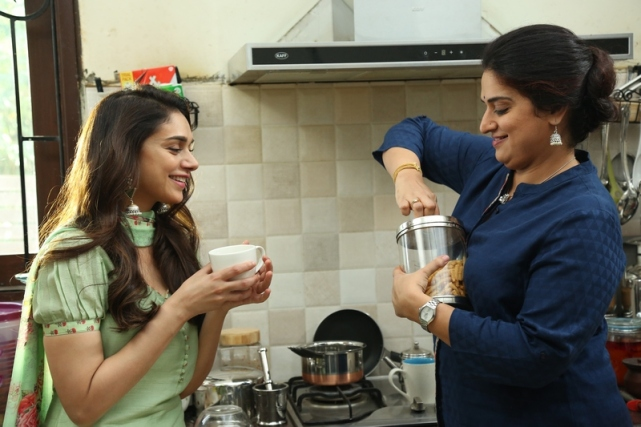 Sammohanam-one of the family