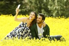 Sammohanam-selfie time